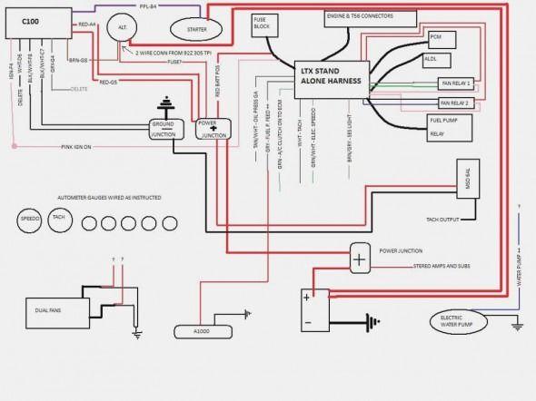 Ls Swap Wiring Diagram Di 2020