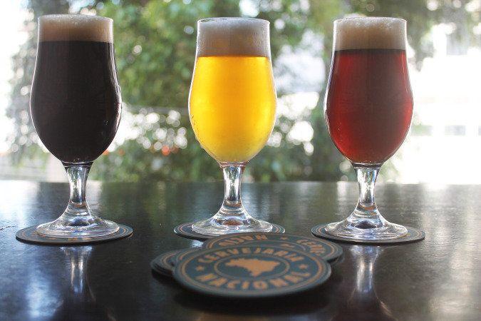 Cervejaria Nacional - chopes - sazonais inverno