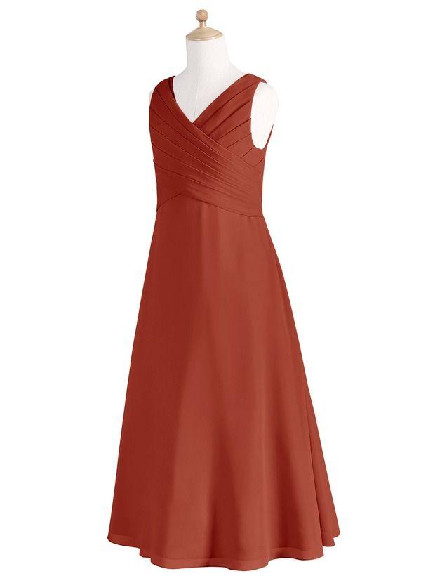f61efb2becc Azazie Flora JBD. Azazie Flora JBD Junior Bridesmaid Dresses ...
