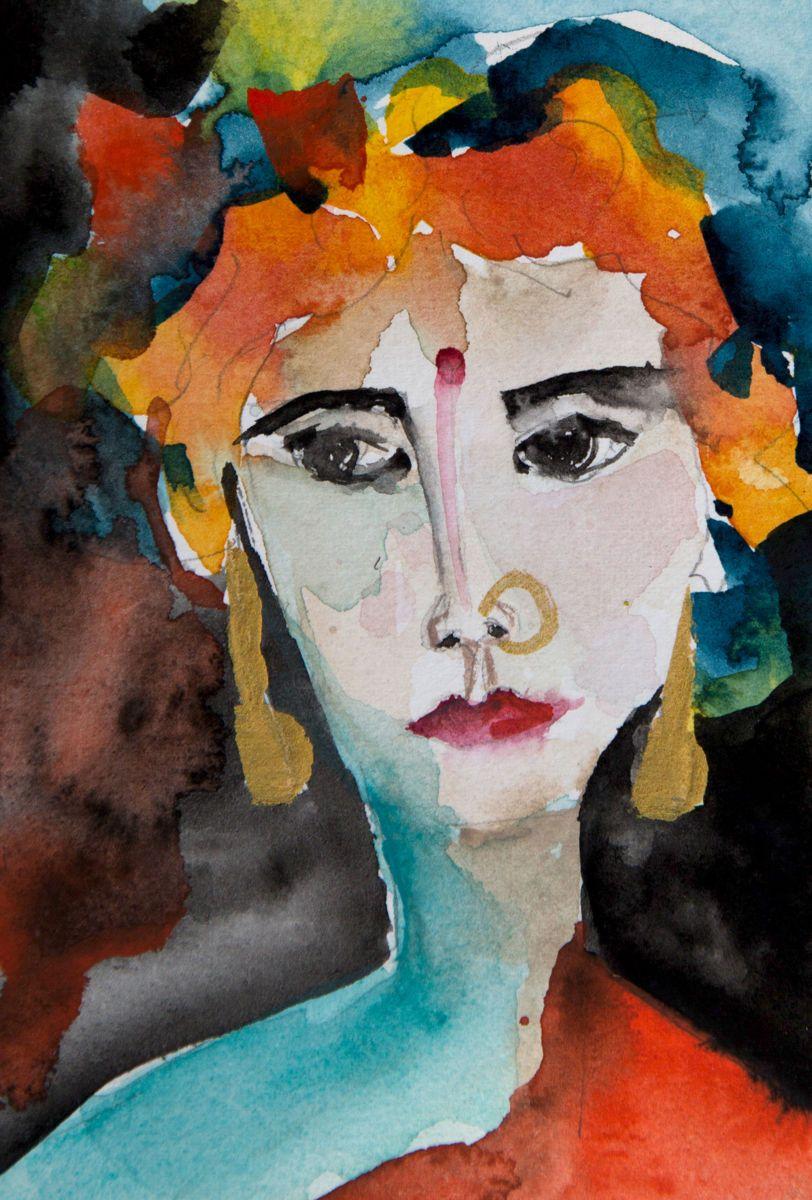 Un Visage Une Vie 12 L Indienne Toulouse Lautrec Peinture