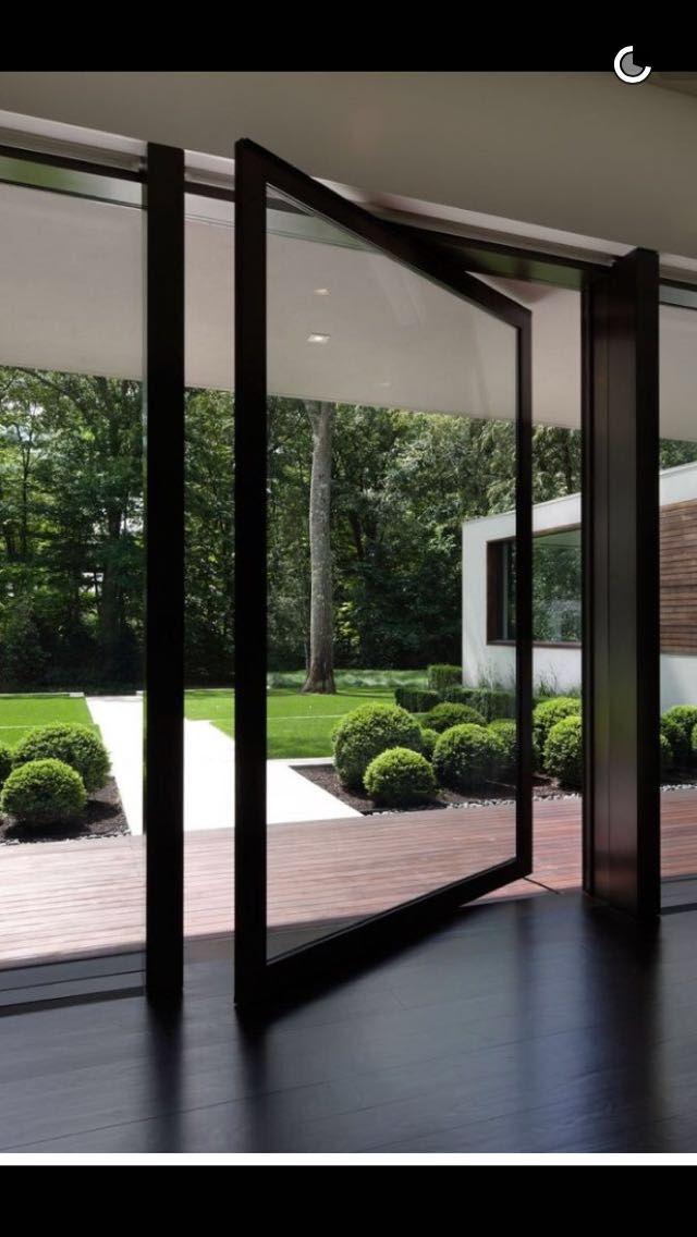 Swimming Pool Door Husdesign Arkitektur Husplaner