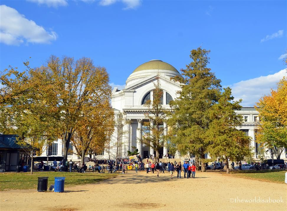 Touring the Architectural Wonders of Washington, DC