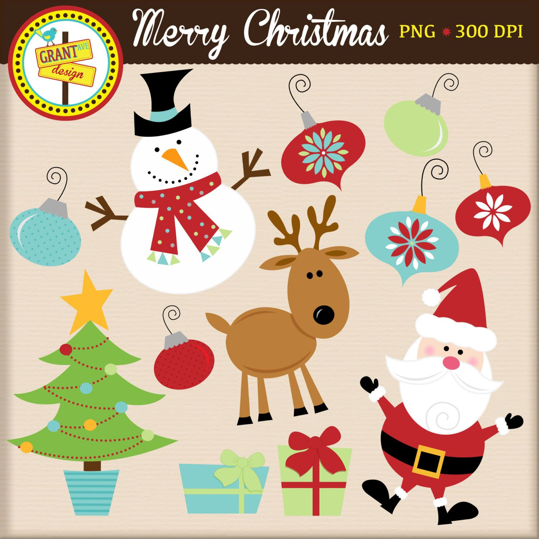 Cute Christmas Clip Art.Cute Christmas Clip Art Christmas Clipart Christmas Fb