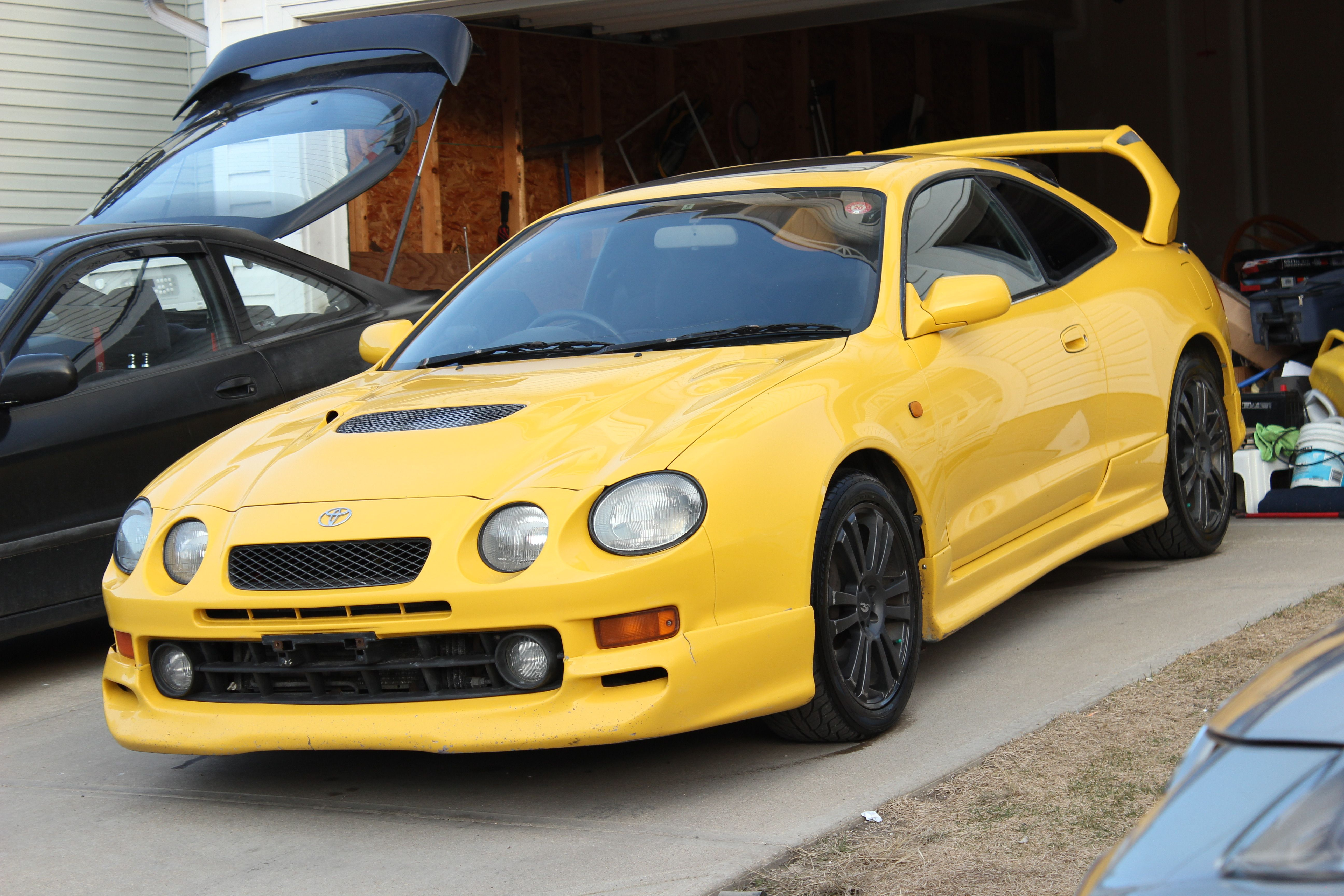 Kekurangan Toyota Celica 1995 Top Model Tahun Ini