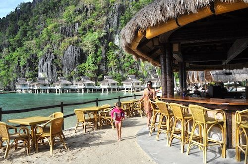 Review : Miniloc Island Resort in El Nido - http://outoftownblog.com/review-miniloc-island-resort-in-el-nido/