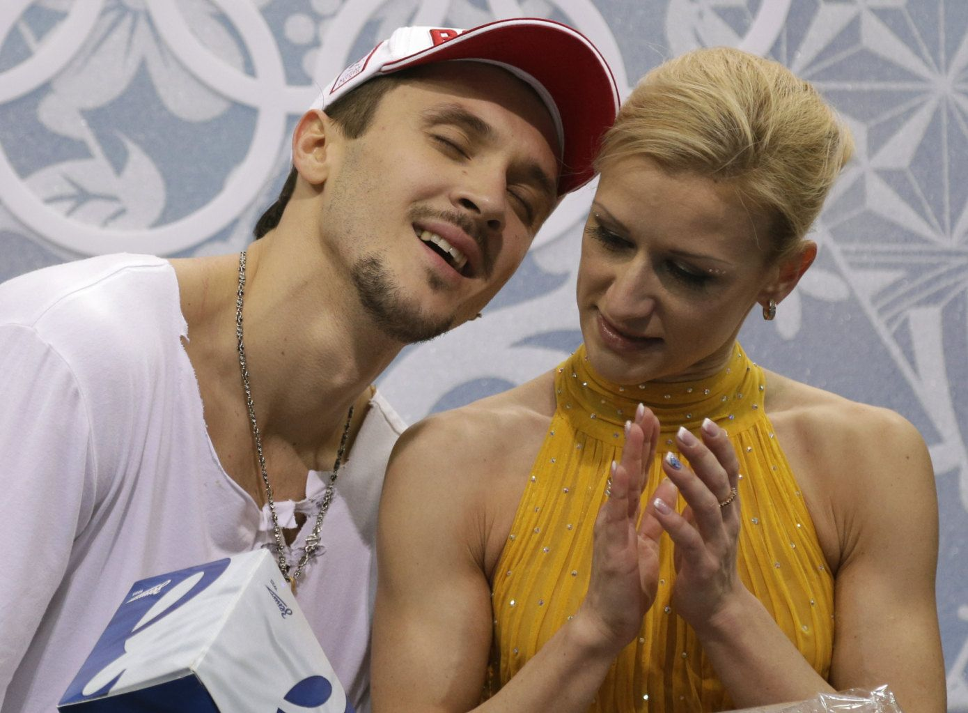 Tatyana Volosozhar and Maxim Trankov are waiting for the birth of the firstborn 21.09.2016 47