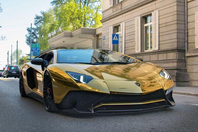 Los Sonidos De Escultura Lamborghini Lamborghini Aventador