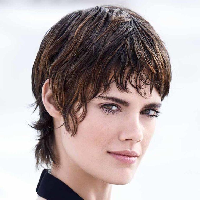 Tagli capelli Corti inverno 2020: tendenze in 100 foto – Beautydea