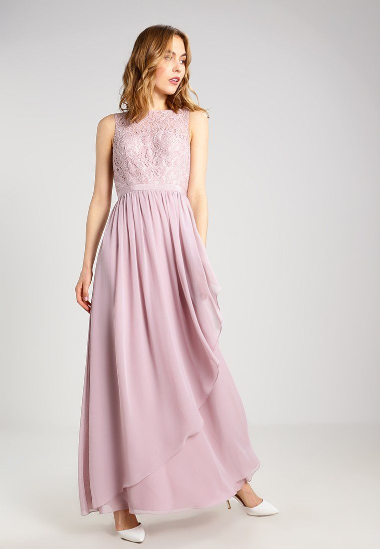 Zalando robe mariage rose