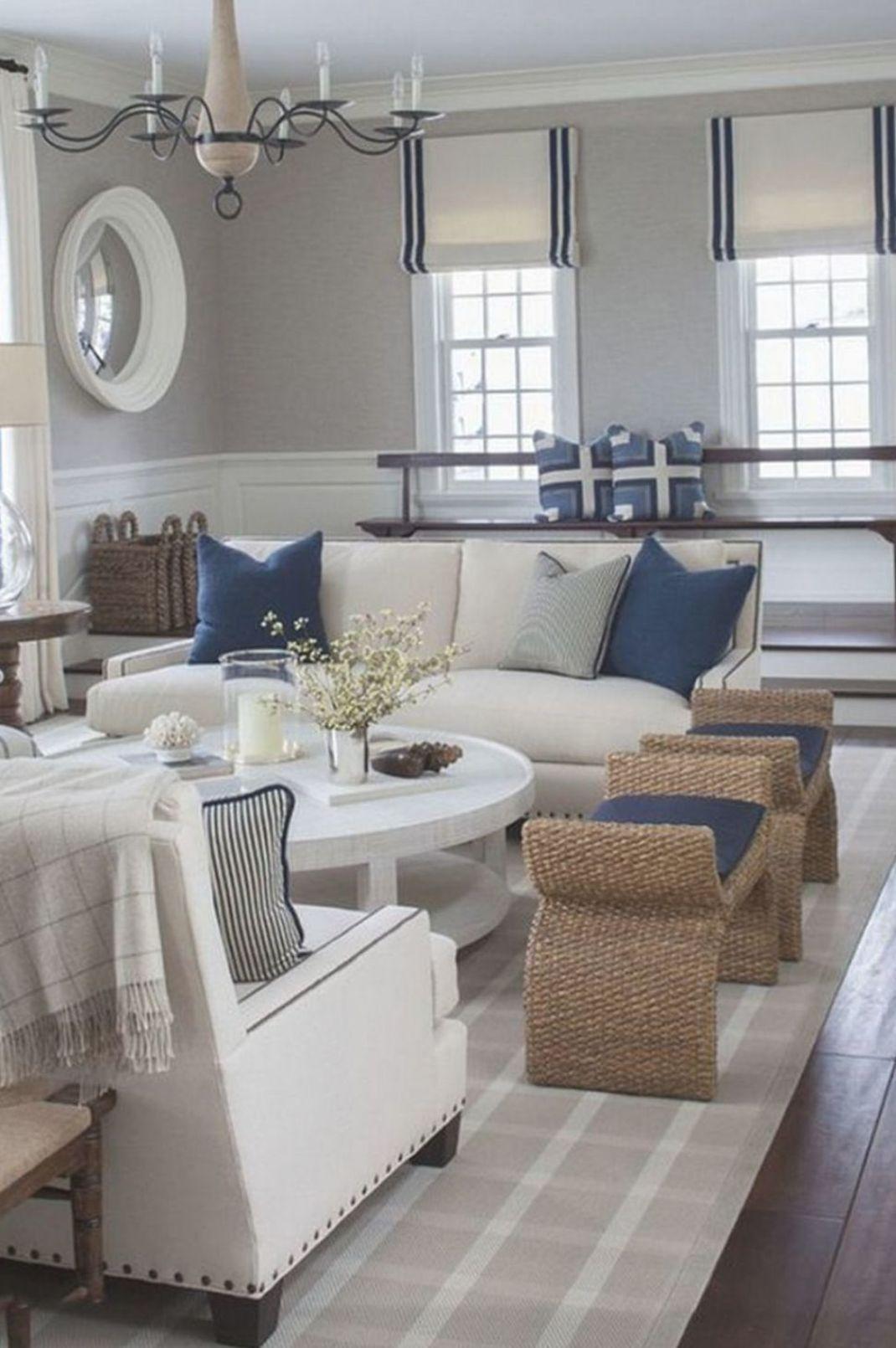 25 Unbelievable Coastal Living Room Design Ideas For Your Rela
