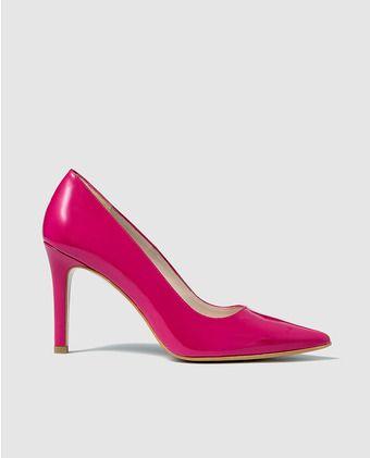 moda más deseable lindo baratas precio baratas Zapatos de salón de mujer Lodi de charol fucsia | Zapatos ...