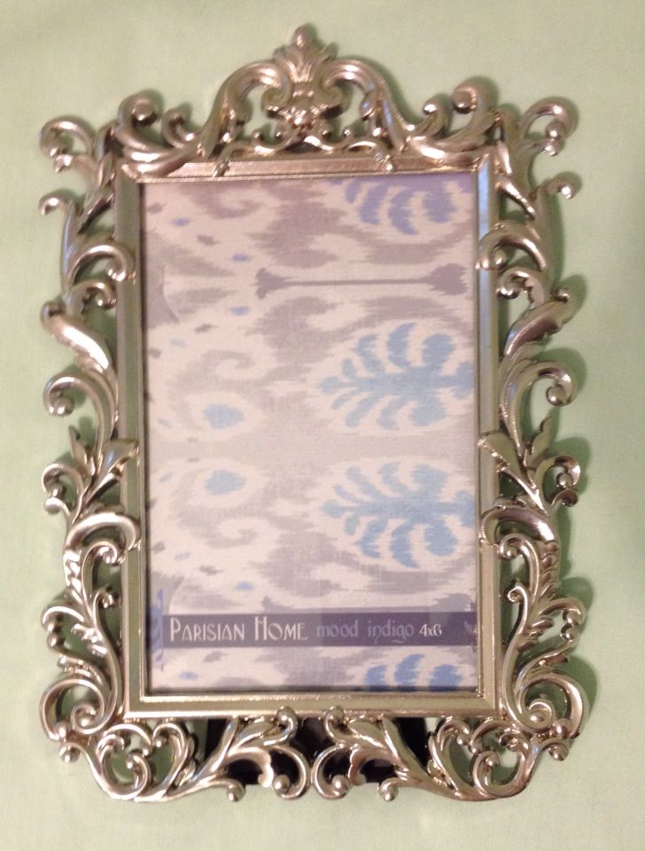 4x6 photo picture frame from Tuesday Morning $7.99 | Frames/WallArt ...