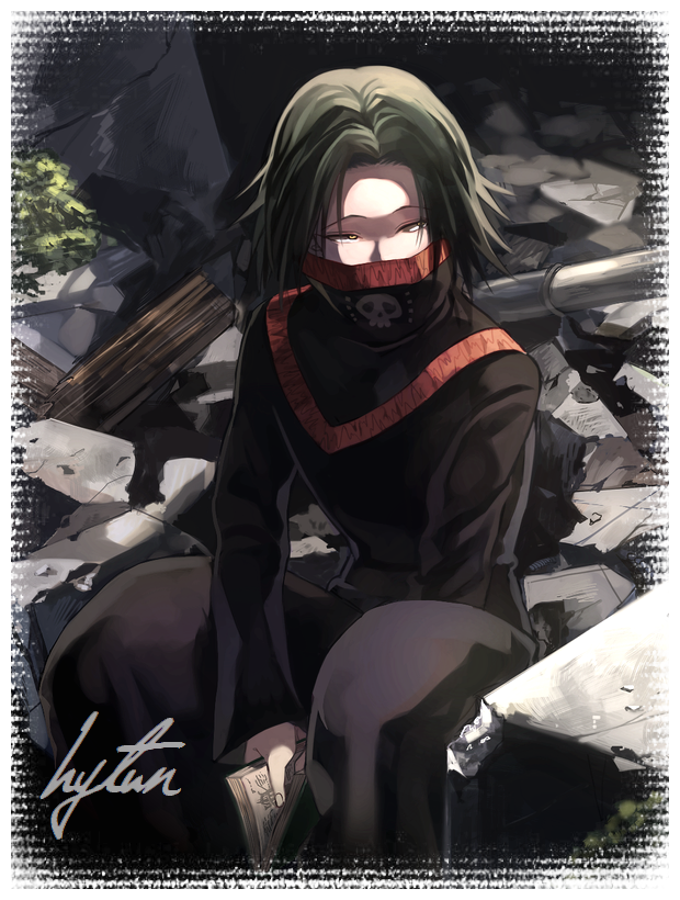 Feitan Hunter x Hunter Anime, Dragon ball, Manga