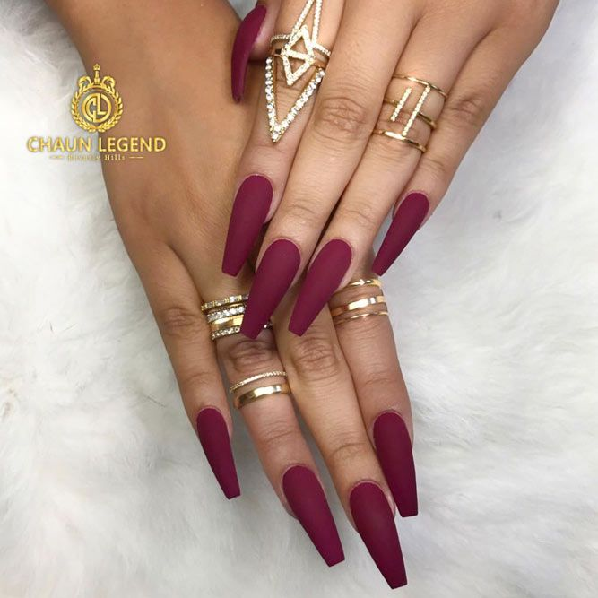 21 Trends for a Coffin Nail Shape: Find the Perfect Design