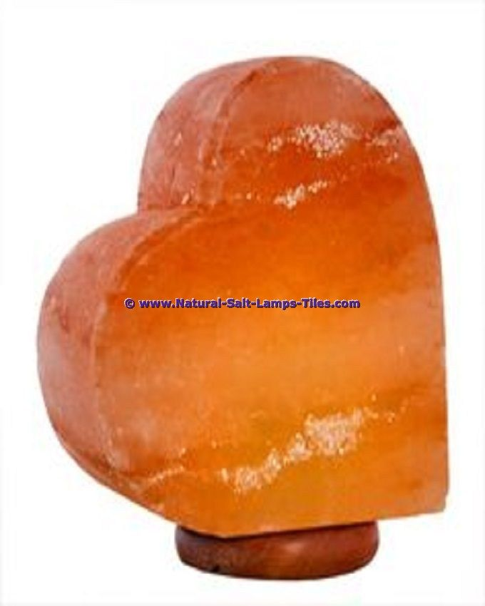 What Is A Salt Lamp Impressive Pinpom Sale On Himalayan Ionic Salt Crystal Heart Lamp Design Ideas
