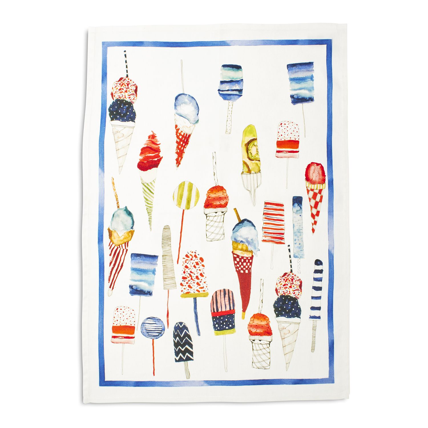 Shop Ice Cream Kitchen Towel And More From Sur La Table In 2020 Cream Kitchen Kitchen Towels Sur La Table