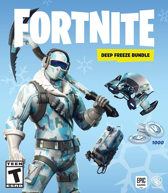 Warner Bros Fortnite: Deep Freeze Bundle