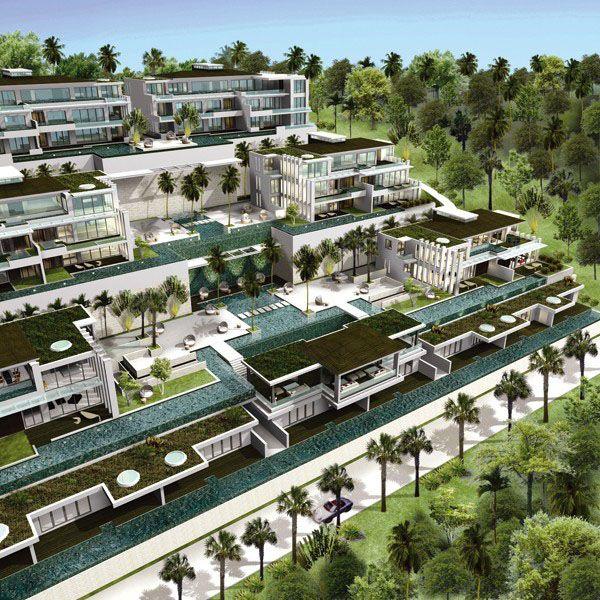 Low Apartment Rentals: Low Rise Luxury Apartment In Koh Samui