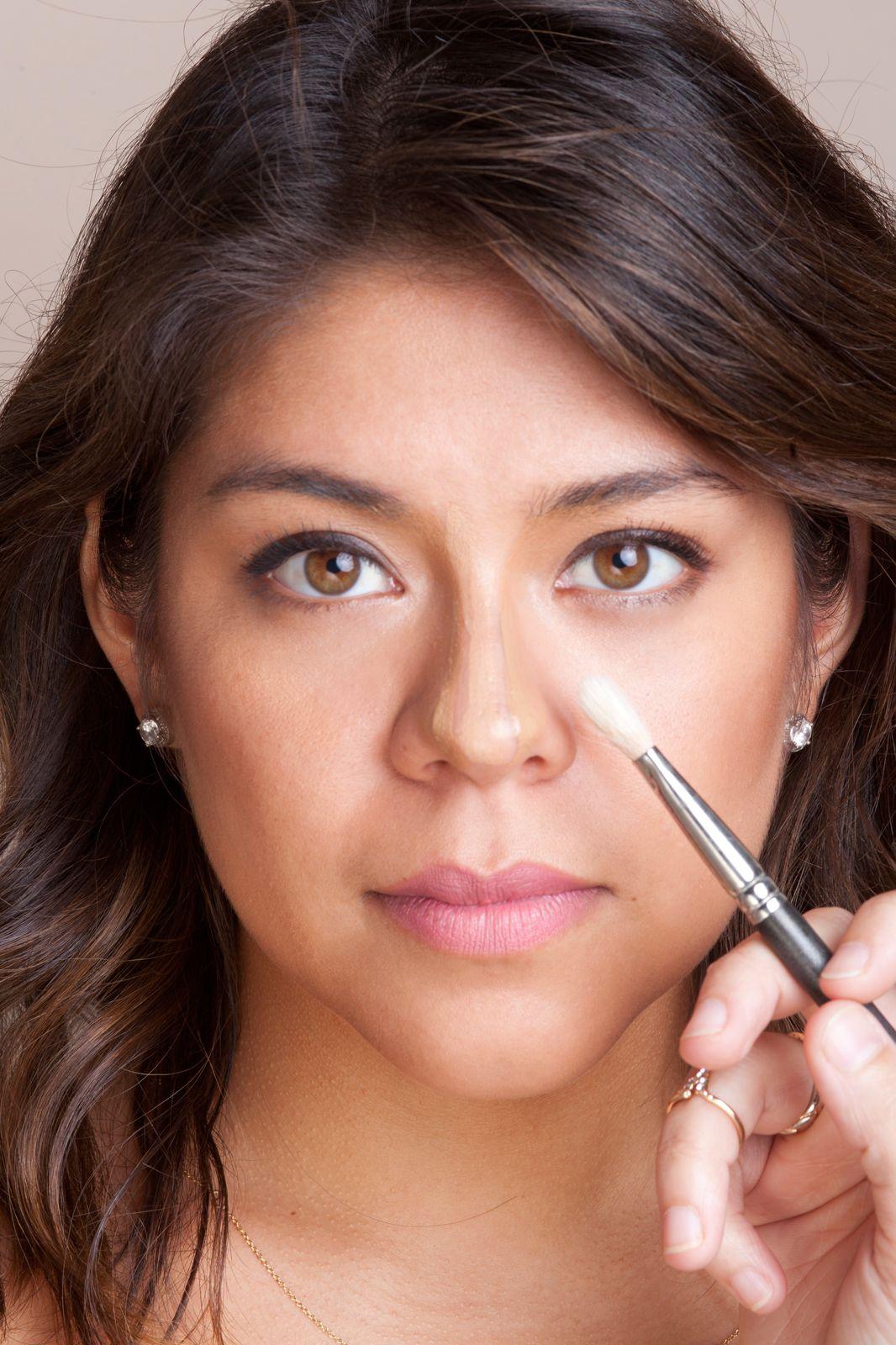 Studio Finish Concealer Contour makeup, Makeup, Aveda makeup