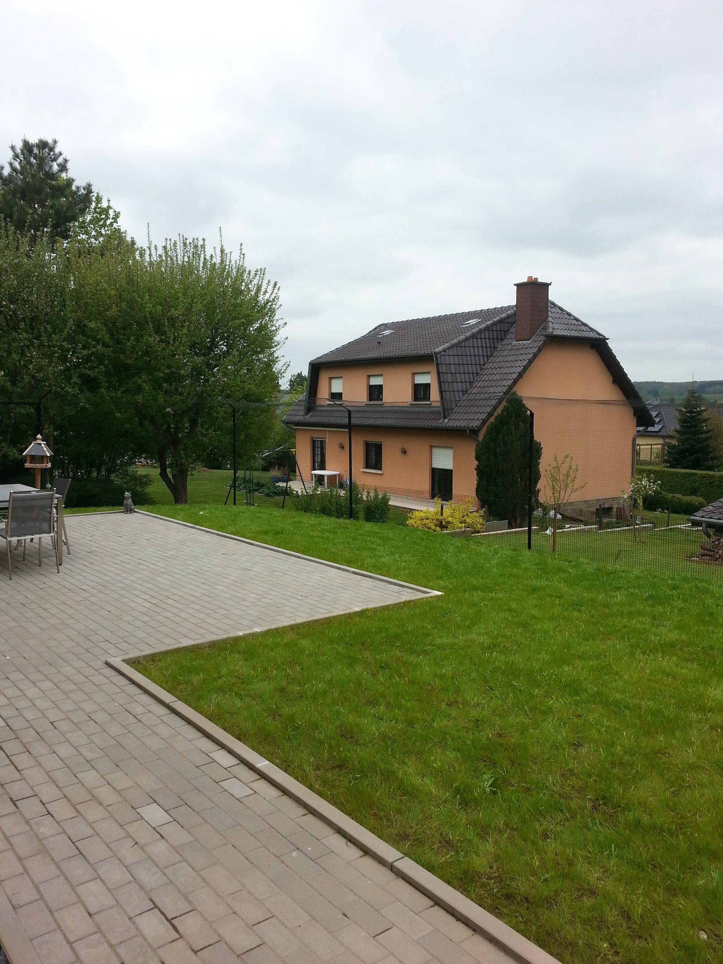 Gartensicherung Mit Dem Katzenzaun System Geräte House Styles