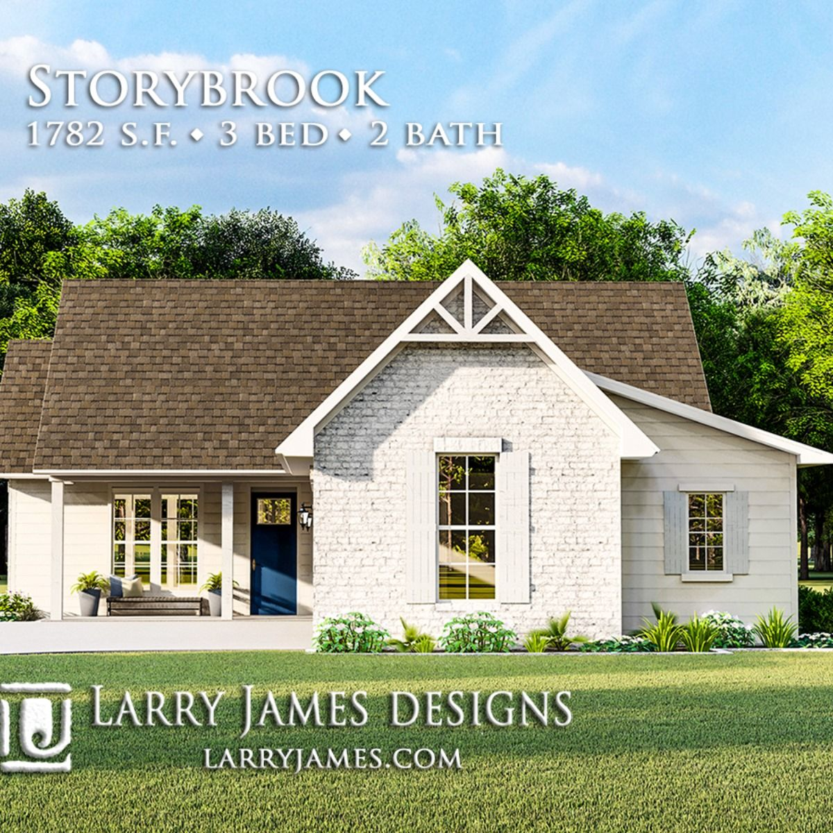 Storybrook House Plan 1927 House Plans Cottage House Plans Single Story House Floor Plans