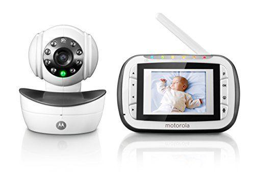 Motorola Digital Video Baby Monitor with Video 2.8 Inch