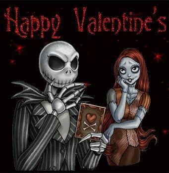 Jack and Sally Valentine's Day