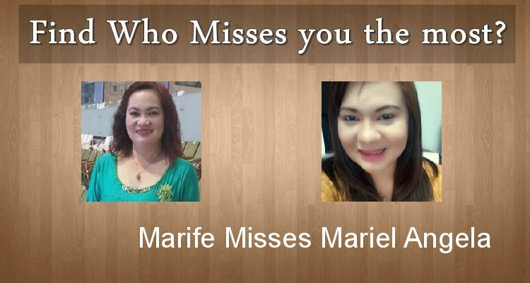 Check my results of Find Your Best Friend Facebook Fun App