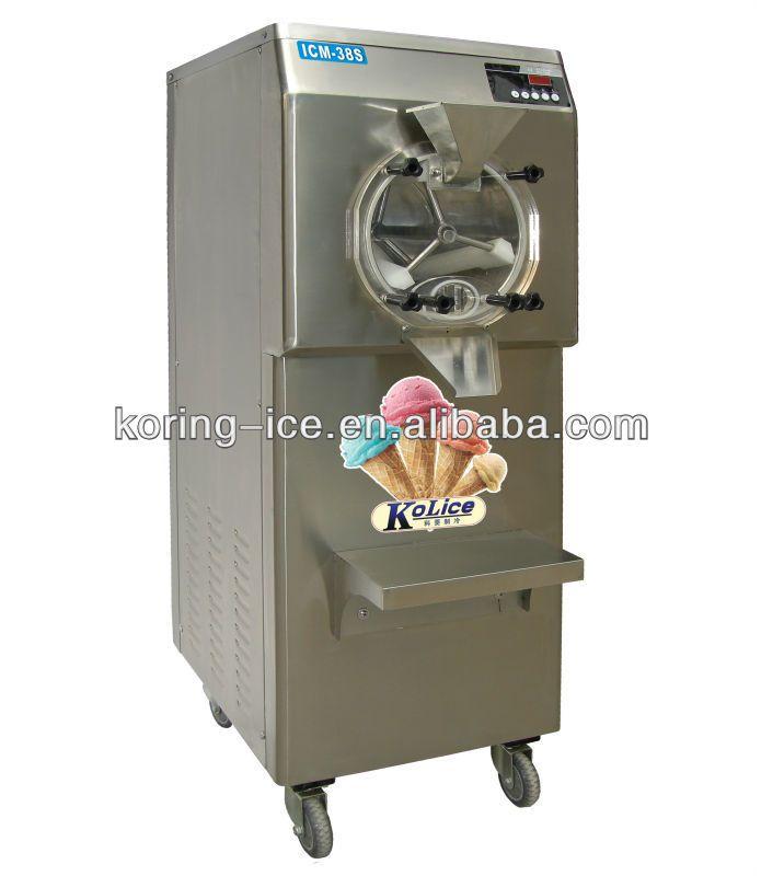 Commercial use hard ice cream machine carpigiani machines ...