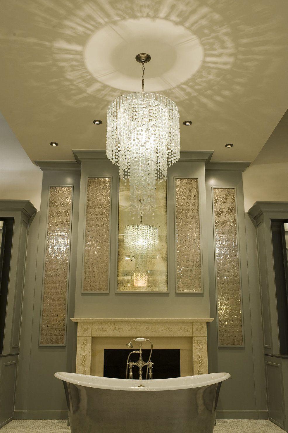 Image result for savannah chandelier   bath accessories   Pinterest ...