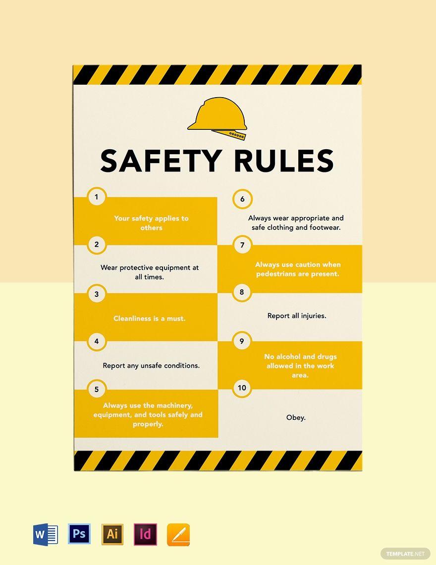 Safe Manual Handling Poster Template Free Jpg Illustrator Indesign Word Apple Pages Psd Pdf Template Net Poster Template Poster Template Free Poster Template Design