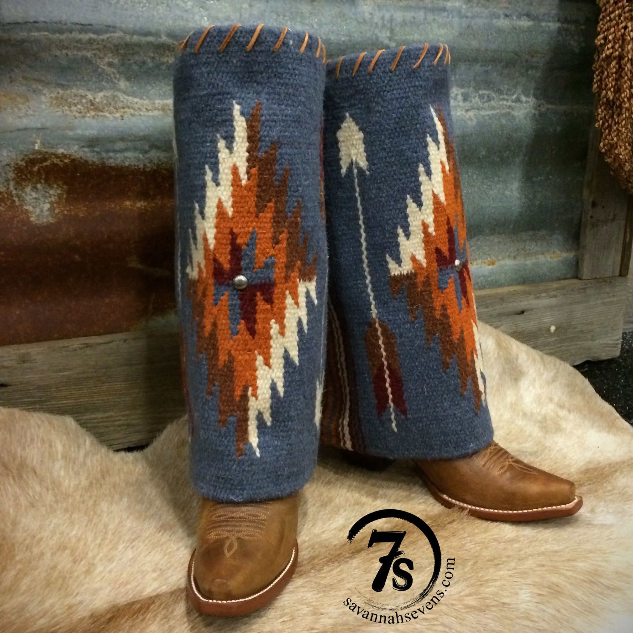 The Azul Boot Rugs