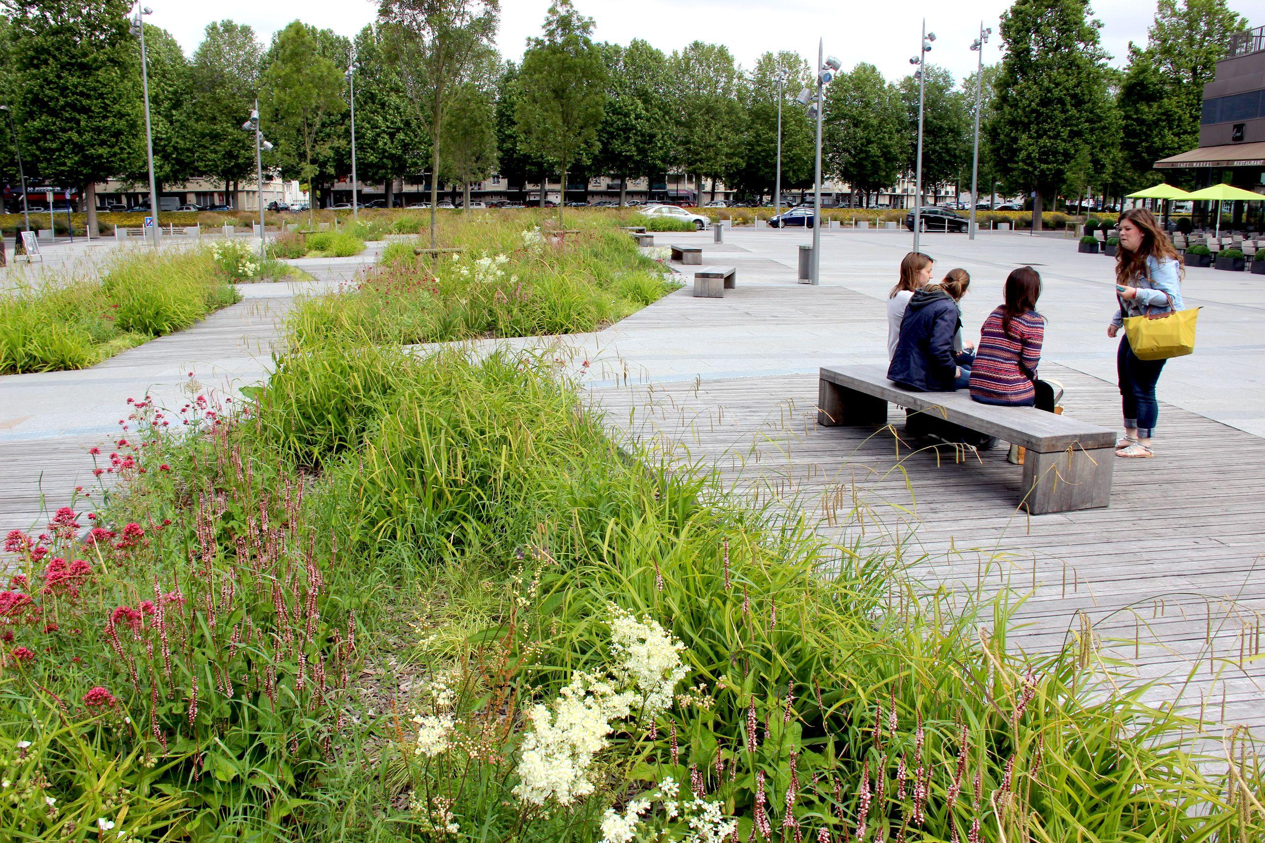 atelier villes paysages am nagement des espaces publics des rives de l orne caen. Black Bedroom Furniture Sets. Home Design Ideas