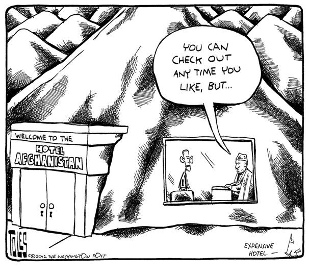 The year in cartoons - The Washington Post