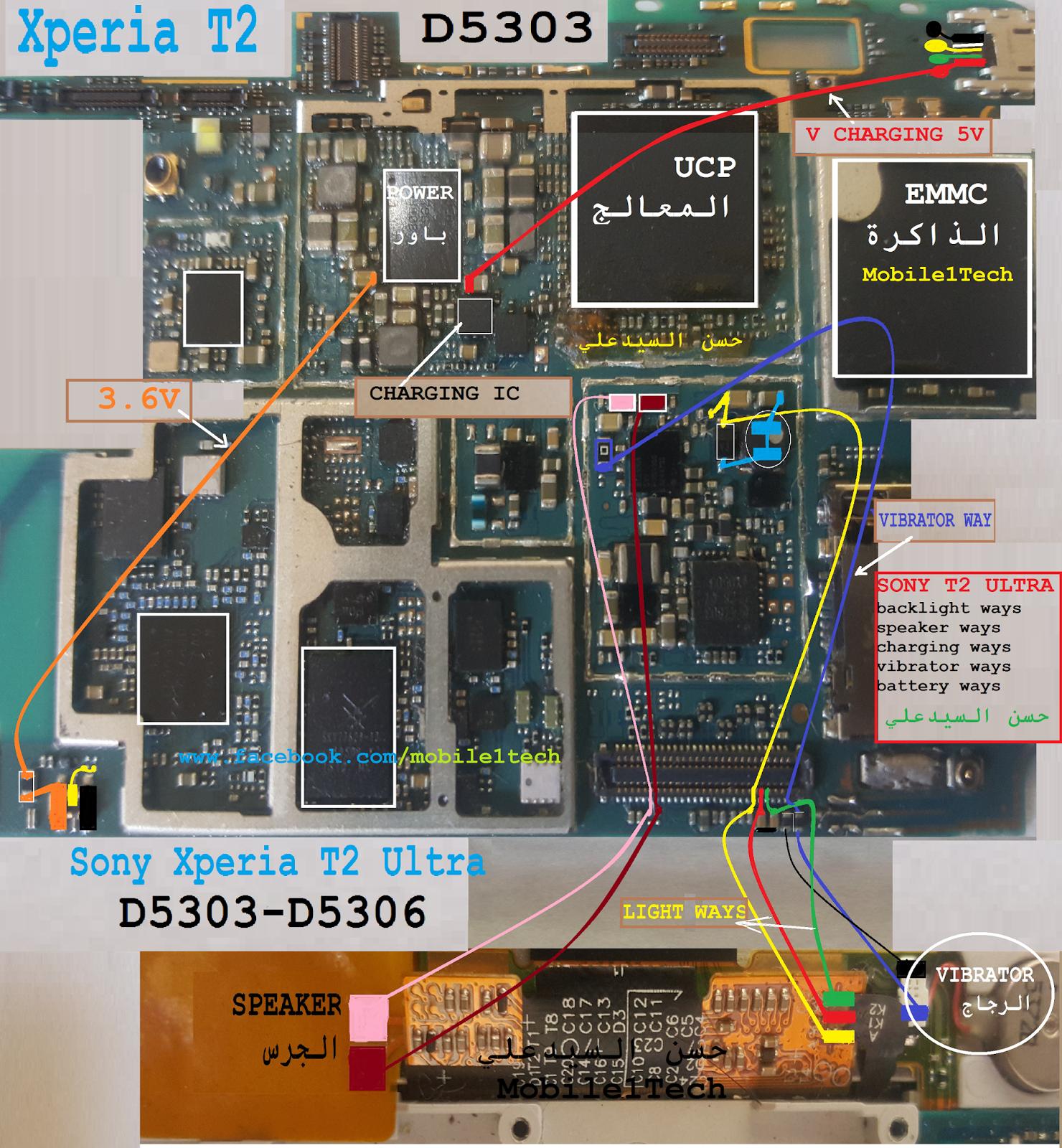 sony xperia c circuit diagram [ 1480 x 1600 Pixel ]