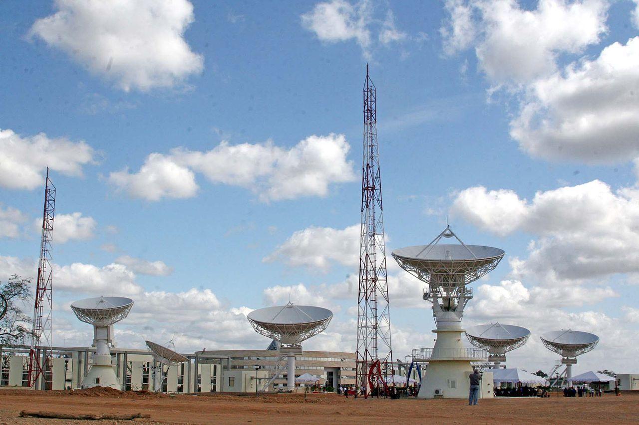 Centro Espacial Venezolano.
