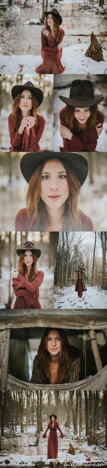 #photography #winter #ideas #women #style56+ Ideas Photography Women Winter Styl…
