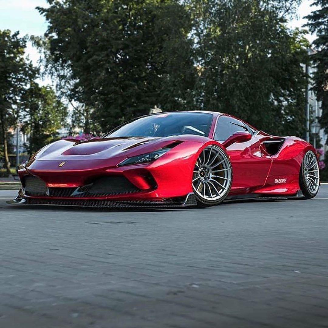 Ferrari Culture On Instagram Ferrari F8 Tributo