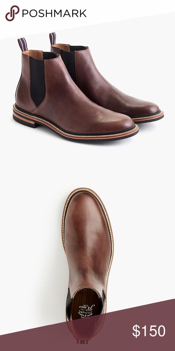 Men's J.CREW Chelsea boot. | Boots
