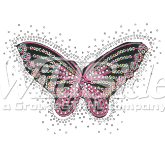 Pink Butterfly | The Wild Side