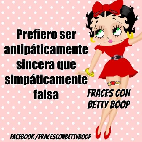 Frases Con Betty Boopcom Frases Con Betty Boop Betty