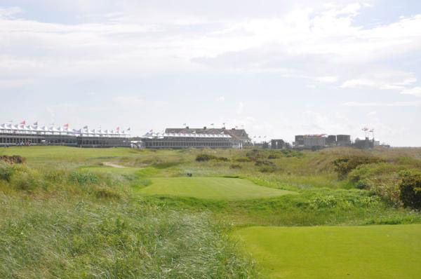 """"""" How would you challenge 18?"""" Nike Golf asked on Thursday at Kiawah. Our answer: From the very front tees!"""