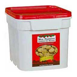 Mrs. Pastures Horse Cookies 35 lb - Item # 37724