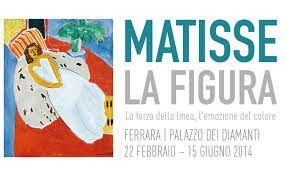 """Ferrara - Palazzo dei Diamanti  """"Matisse, la figura"""" Palazzo dei Diamanti non delude mai, la mostra è bella, l'audioguida è ben fatta. Insomma si imparano un sacco di cose."""