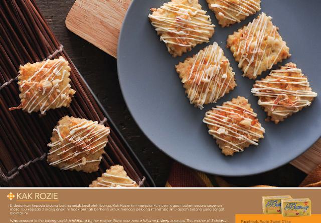 Dari Dunia Dapurku Resepi Biskut Raya Percuma Dari Buttercup Kue Kering Resep Aneka Kue