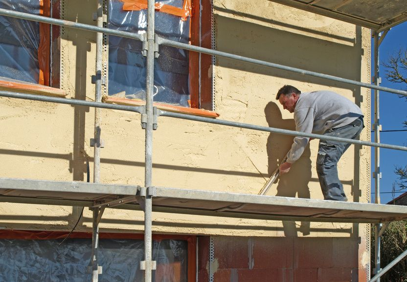 Devis Rénovation Façade  Bourges ▷ Tarif Ravalement Façadier