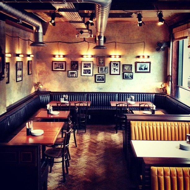 Dishoom | Restaurant interior design, Pub interior, Indian ...