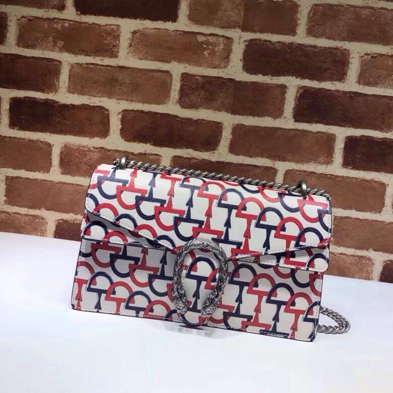 4c56061a060 Gucci Dionysus small GG shoulder bag