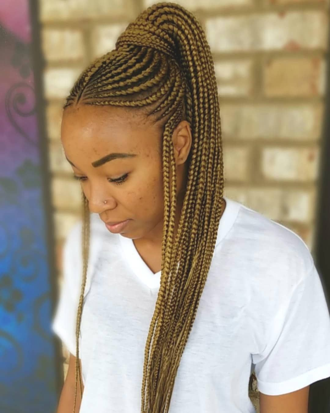 15 Latest 96 Tree Braid Hairstyles That Will Get You Back To Nature In 2020 Braided Hairstyles Tree Braids Hairstyles Black Hair Types