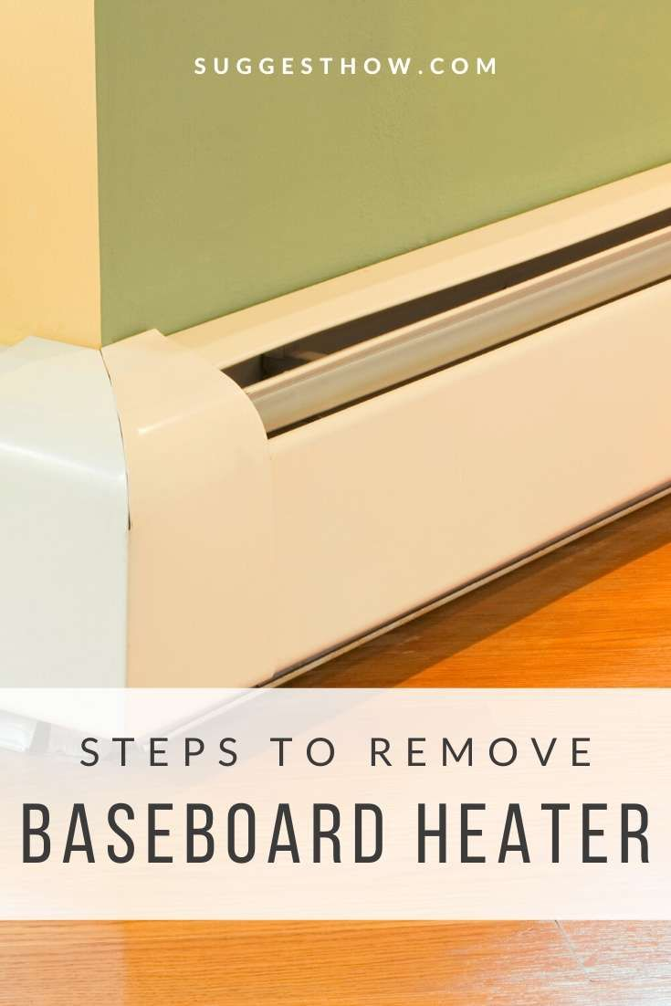 How To Remove Baseboard Heater Baseboard Heater Removing Baseboards Baseboards